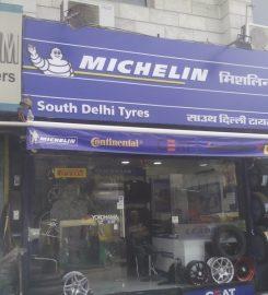 South Delhi Tyres Green Park