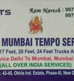 DELHI MUMBAI TEMPO SERVICE